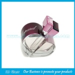 100ml Elegant Perfume Glass Bottle With Cap and Sprayer