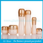 40ml,100ml,120ml Colored Glass Lotion Bottles and 20g,30g,50g Glass Cream Jar