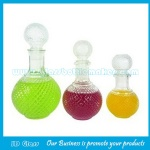 250ml,500ml,1000ml High Quality Clear Liquor Glass Bottle With Cap