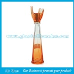 15ml Colored Perfume Glass Bottles With Screw Sprayer And Cap