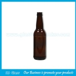 330ml Amber Beer Bottle With Crown Finish